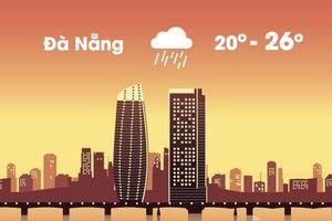 Thời tiết ngày 17/12: Trung Bộ mưa lớn diện rộng
