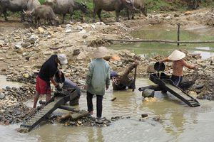 Quảng Nam: Một phụ nữ bị nước cuốn trôi khi đi khai thác vàng