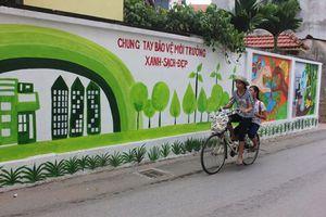 Xây dựng nông thôn mới không 'bỏ quên' môi trường