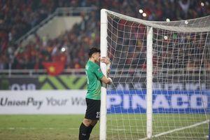 Những khoảnh khắc khó quên của Văn Lâm trong trận chung kết AFF Cup