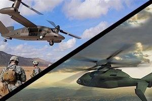 Trực thăng Mỹ cực mạnh với ngoại hình kỳ dị