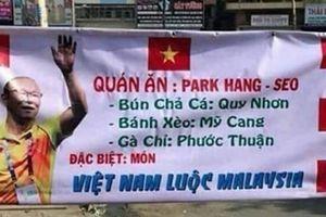 Những khẩu hiệu đi 'bão' ăn mừng chức vô địch chất nhất Việt Nam
