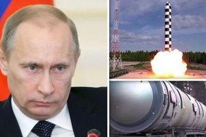 Tư lệnh lực lượng tên lửa Nga tuyên bố khiến Mỹ lạnh gáy