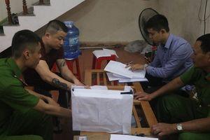 Nhóm giang hồ đất cảng vào Hà Tĩnh mở tín dụng 'đen' với lãi suất 'cắt cổ'
