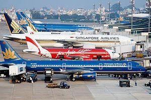 Hành khách qua cảng hàng không tăng 12,9%