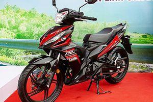Xe máy SYM StarSR 170 ABS giá 49,9 triệu tại Việt Nam