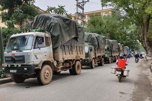 Bộ Công an triệt phá đường dây buôn lậu 'khủng' ở Lạng Sơn