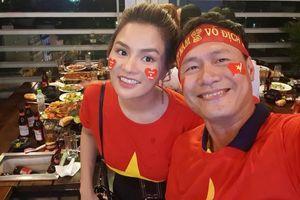 Vũ Thu Phương 'chơi lớn', tặng 2 tỷ cho đội tuyển Việt Nam