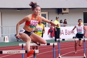 Quách Thị Lan tỏa sáng tại 19th ASEAN University Games