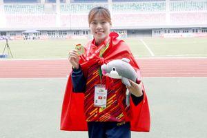 Những gương mặt vàng của điền kinh Việt Nam tại 19th ASEAN University Games