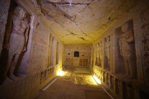 Phát hiện ngôi mộ cổ 4.400 tuổi ở Ai Cập nghi chứa đầy kho báu
