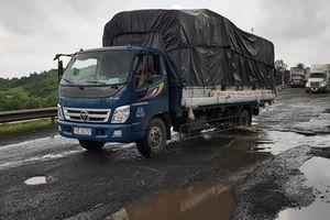 Đình chỉ trách nhiệm cán bộ điều hành hiện trường dự án QL1 đoạn qua Phú Yên