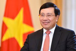 Đề nghị Trung Quốc cải thiện tình trạng nhập siêu của Việt Nam