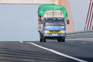 Cầu 7.000 tỉ đồng lún võng được sửa trong tháng 1.2019