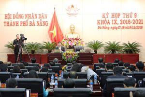 HĐND TP.Đà Nẵng không lấy phiếu tín nhiệm đối với 9 cán bộ chủ chốt