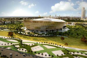 Qatar khoe thiết kế ngoạn mục của sân diễn ra trận chung kết World Cup 2022