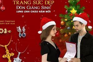 Trang sức đẹp đón Giáng sinh, lung linh chào năm mới