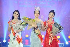 Những khoảnh khắc ấn tượng trong đêm chung kết Hoa khôi Sinh viên