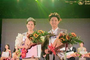 Nguyễn Thị Minh Thu đăng quang Miss Bách Khoa 2018