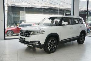 Showroom ô tô Trung Quốc đầu tiên tại Việt Nam dành cho Zotye và BAIC