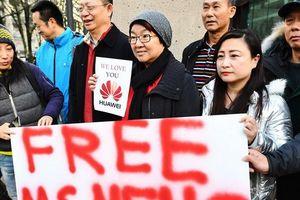 Huawei liệu có sụp đổ sau vụ bắt giữ giám đốc tài chính?