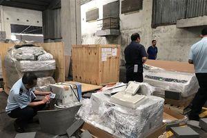 TPHCM: Xử lý hình sự 66 vụ buôn lậu, gian lận thương mại