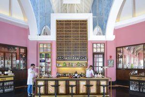 5 khách sạn rực rỡ sắc màu bạn nên tới nghỉ ít nhất một lần trong đời