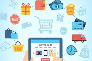 98% người Việt Nam truy cập internet là để mua hàng qua mạng