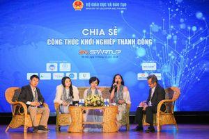 Bộ GD-ĐT cùng Tập đoàn Trung Nguyên Legend tổ chức 'Ngày hội Khởi nghiệp Quốc gia'