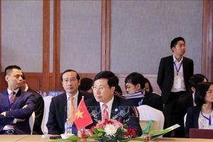 Các dự án khu vực Mekong - Lan Thương phải mang tính bao trùm, đem lại lợi ích chung