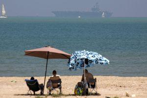 Hải quân Mỹ có thể dừng hoạt động tại cảng Israel để tránh 'dây dưa' với Trung Quốc
