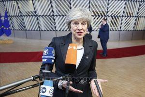Chính phủ Anh chuẩn bị kế hoạch rời EU không có thỏa thuận 'ly hôn'