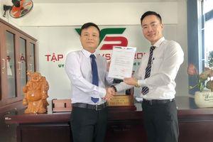Tập đoàn VSETGROUP chính thức bổ nhiệm Phó Chủ tịch Tài chính