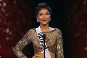 CLIP HOT (17/12): Khoảnh khắc H'Hen Niê tiến bước vào top 5 Miss Universe 2018, thác nước màu vàng lớn nhất thế giới hóa đá