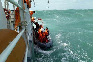 Tìm thấy thi thể thứ hai vụ chìm tàu cá BV 9496 TS
