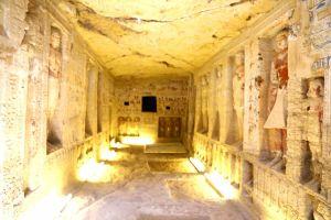 Khám phá lăng mộ của thầy tu Ai Cập trên 4000 năm tuổi