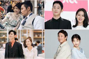 Bình chọn diễn viên, phim truyền hình Hàn Quốc xuất sắc nhất năm 2018: Cha Eun Woo - Lee Byung Hun dẫn đầu