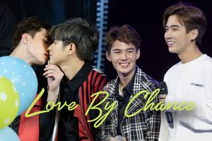 Dàn diễn viên 'Love By Chance' gây bất ngờ liên tiếp cho khán giả trong fanmeeting đầu tiên ở Thái Lan