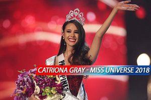 'Mèo Xám' Philippines - Catriona Gray: Gửi anti-fan, 'hàng dạt' Miss World đăng quang Miss Universe mất rồi!