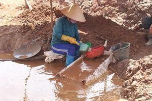 Quảng Nam: Tìm thấy người phụ nữ bị nước cuốn mất tích khi đi khai thác vàng