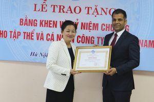 Tổng giám đốc P&G Việt Nam: Các chương trình hợp tác với Hội LHPNVN là quan trọng, đúng hướng