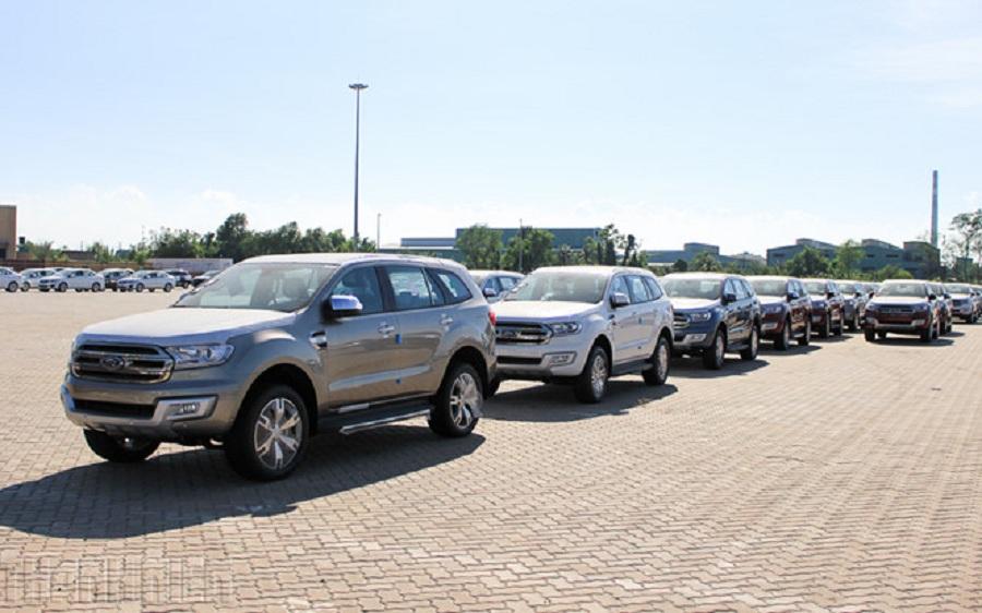 Tuần qua, lượng ô tô nhập khẩu bất ngờ sụt giảm mạnh