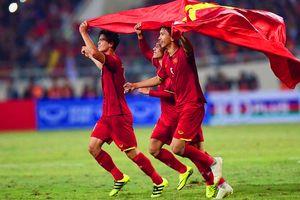Đội tuyển Việt Nam vượt xa Thái Lan trên bảng xếp hạng FIFA sau chức vô địch AFF Cup