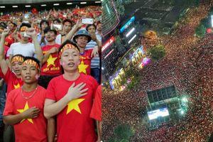 CĐV Trung Quốc 'choáng' khi Việt Nam vô địch: Chúng ta có tinh thần bóng đá như họ thì thật tốt!