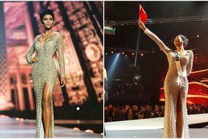 Động thái đầu tiên của H'Hen Niê ngay sau khi rời sân khấu Miss Universe 2018