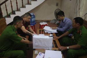Hà Tĩnh: Bắt giữ nhóm đối tượng hoạt động 'tín dụng đen'