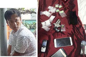 Tàng trữ ma túy, 2 người bị bắt