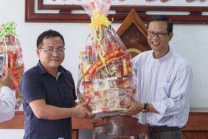 Tây Ninh: Chúc mừng Giáng sinh các giáo xứ