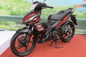 Xe côn tay SYM Star SR 170 ra mắt thị trường Việt Nam, giá ngang Yamaha Exciter