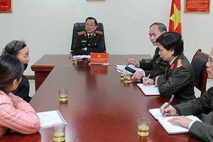 Thứ trưởng Nguyễn Văn Thành tiếp công dân định kỳ